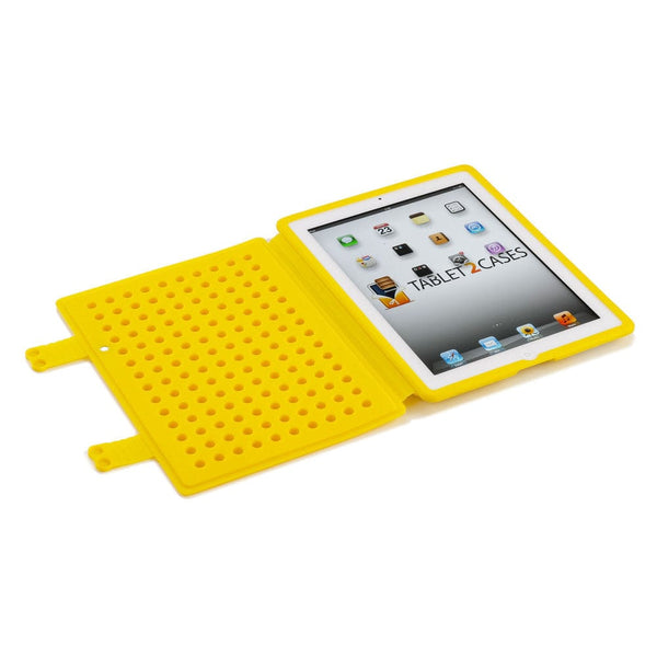 Cooper Blocks Kids Silicon Folio for Apple iPad 2/3/4 & iPad Mini 1/2/3 - 23