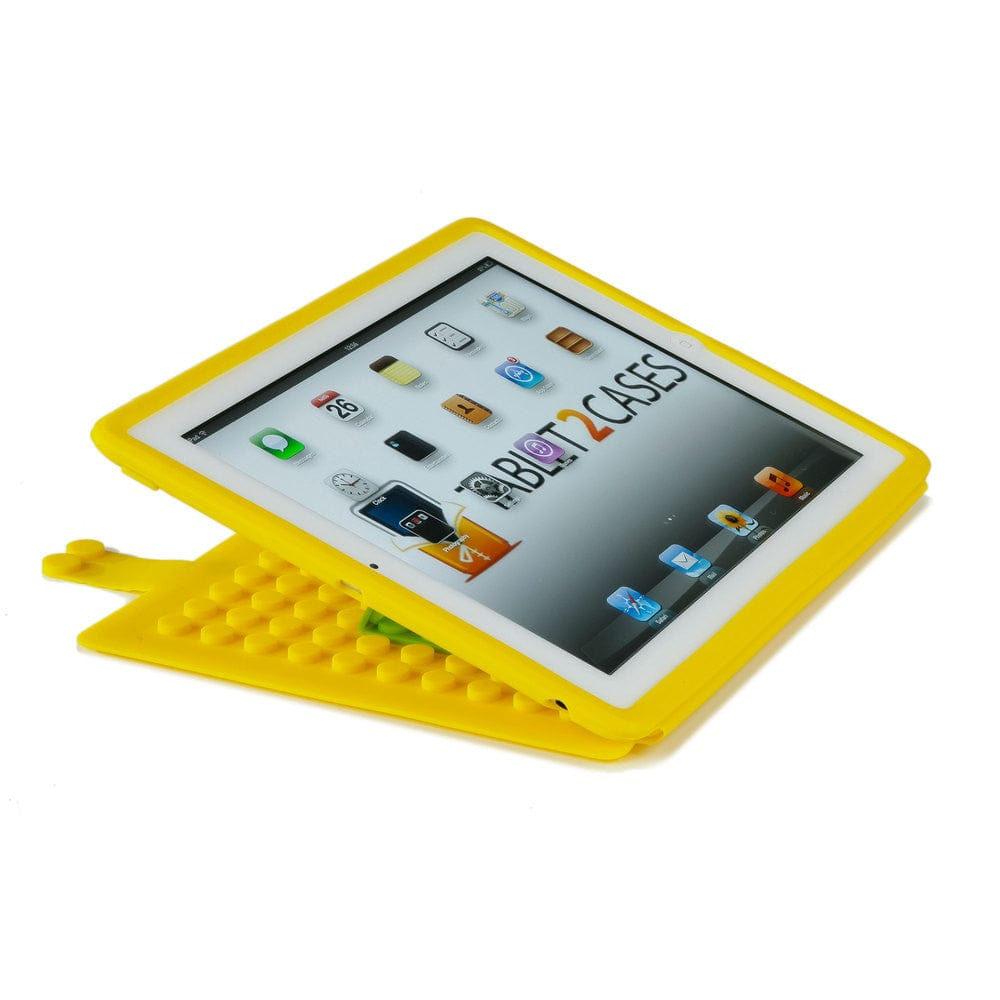 Cooper Blocks Kids Silicon Folio for Apple iPad 2/3/4 & iPad Mini 1/2/3 - 21