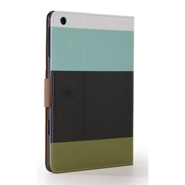 Cooper Stripes Portfolio Case for Apple iPad Mini 1/2/3 - 2