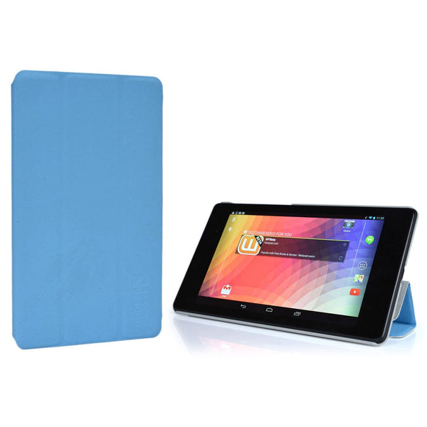 Cooper Three-Folds Folio Case for Google Nexus 7 (2013) - 5