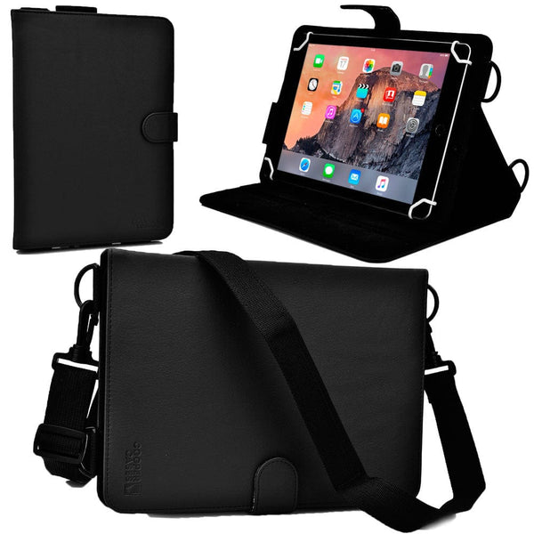 "Cooper Magic Carry Universal Folio with Shoulder Strap for 7-8"" / 9-10.1"" / 11-12"" Tablets - 1"