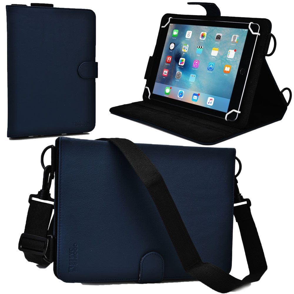 "Cooper Magic Carry Universal Folio with Shoulder Strap for 7-8"" / 9-10.1"" / 11-12"" Tablets - 4"