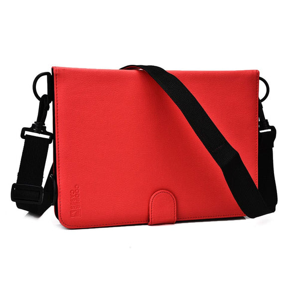 "Cooper Magic Carry Universal Folio with Shoulder Strap for 7-8"" / 9-10.1"" / 11-12"" Tablets - 12"