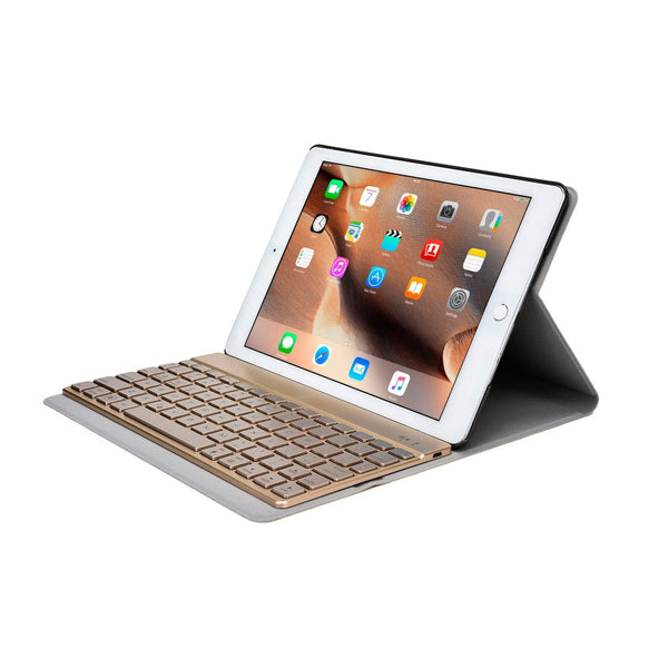 Cooper Aurora LED Keyboard Folio for Apple iPad Air 2 - 2