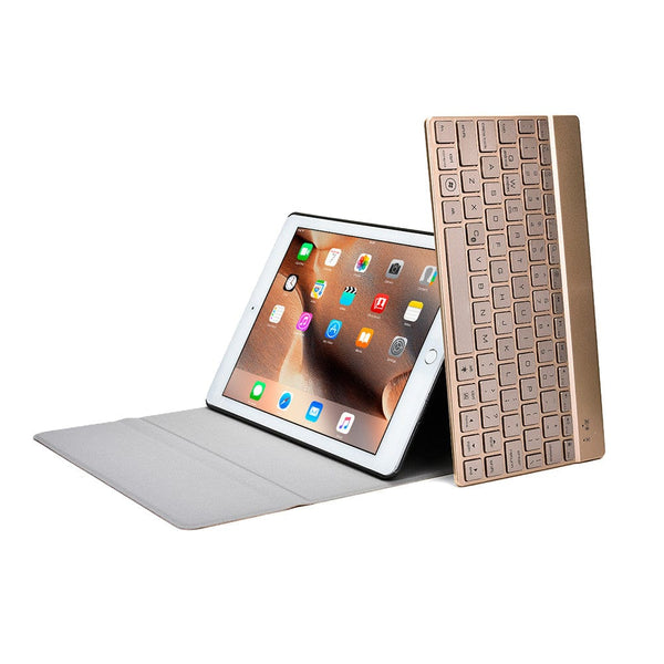 Cooper Aurora LED Keyboard Folio for Apple iPad Air 2 - 6
