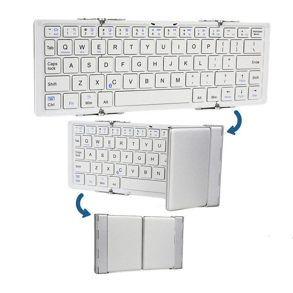 Cooper Optimus Universal Tablet Collapsible Bluetooth Keyboard - 5