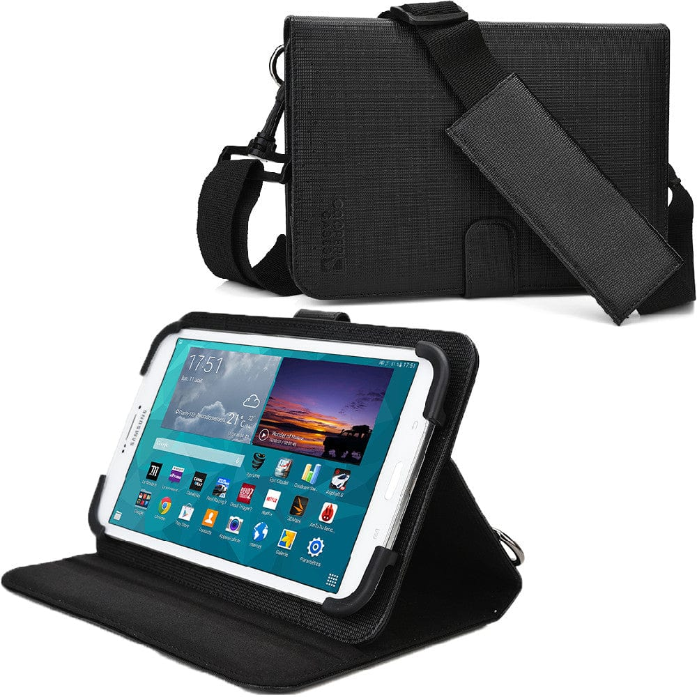"Cooper Magic Carry II PRO Universal Travel Portfolio Case with Hand/Shoulder Strap for 7-8"" & 9-10.1"" tablets - 1"
