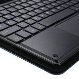 Cooper Touchpad Executive Universal Keyboard Folio for 9-10.5'' Tablets (with Touch Mouse Trackpad)