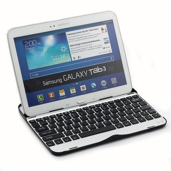 Cooper Buddy Bluetooth Keyboard Dock Shell for all Apple iPads & Samsung Galaxy Tabs - 20