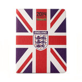 Cooper Football World Cup Brazil 2014 Folio Case for all Apple iPads - 6