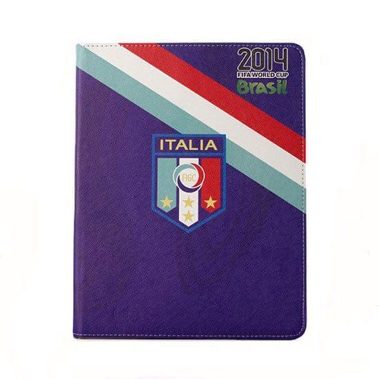 Cooper Football World Cup Brazil 2014 Folio Case for all Apple iPads - 11