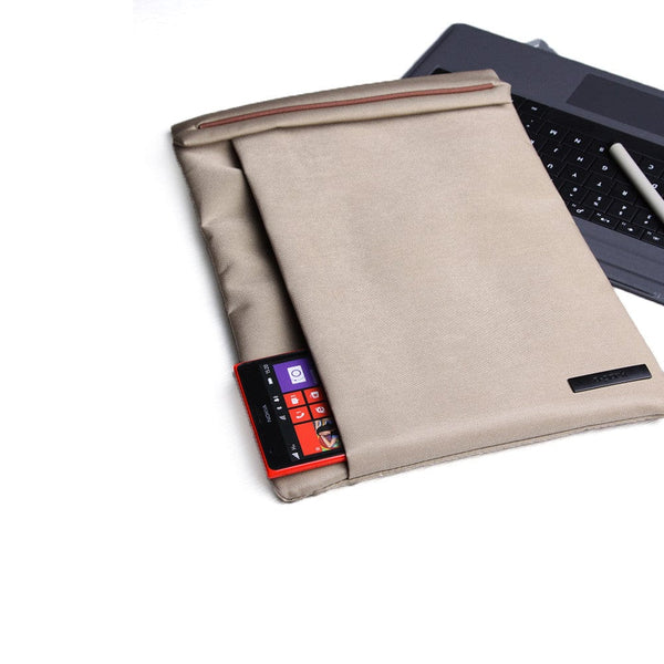 "D-Park Thunder Tablet Sleeve for Microsoft Surface Pro 3 & 12"" Tablets - 30"