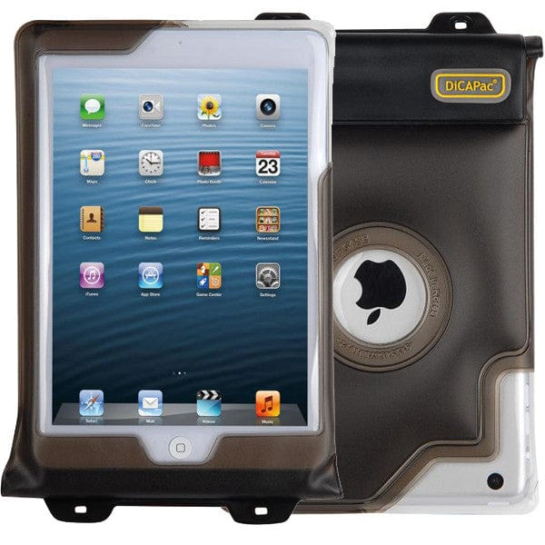 DiCAPac WP-i20 Floating Waterproof Case with Hand Strap for Apple iPad - 8