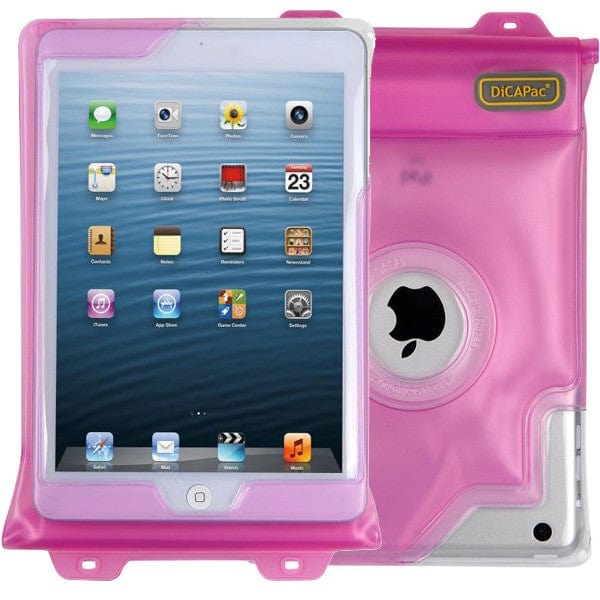 DiCAPac WP-i20 Floating Waterproof Case with Hand Strap for Apple iPad - 11