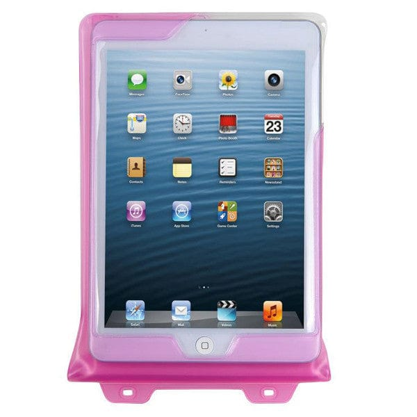 DiCAPac WP-i20 Floating Waterproof Case with Hand Strap for Apple iPad - 25