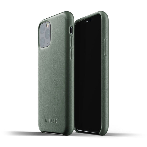 Mujjo Full Leather case for Apple iPhone 11 Pro