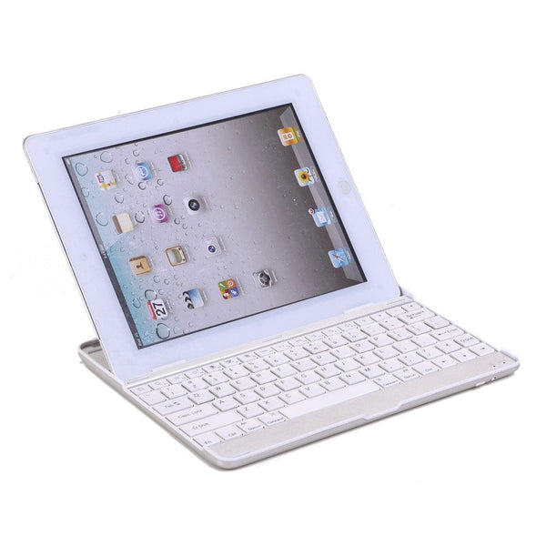 Cooper Buddy Bluetooth Keyboard Dock Shell for all Apple iPads & Samsung Galaxy Tabs - 8