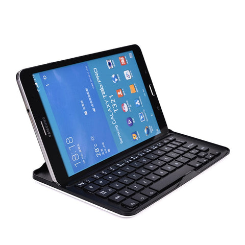 Cooper Buddy Bluetooth Keyboard Dock Shell for all Apple iPads & Samsung Galaxy Tabs - 1