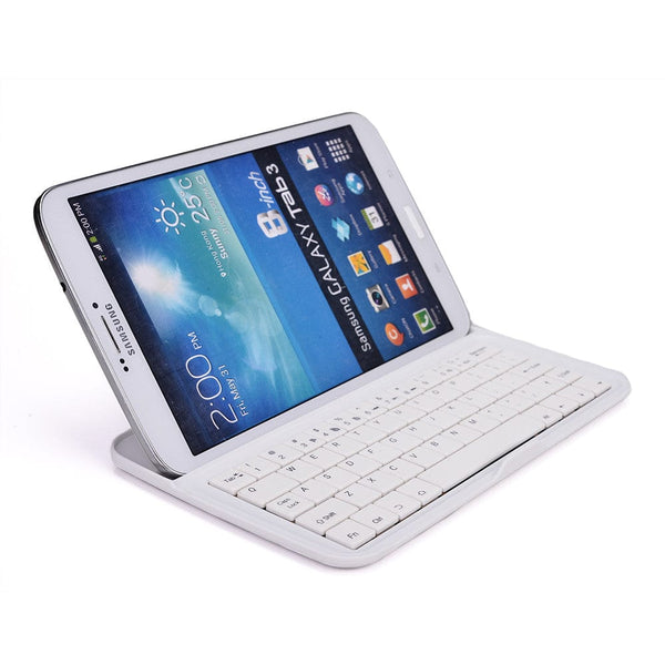Cooper Buddy Bluetooth Keyboard Dock Shell for all Apple iPads & Samsung Galaxy Tabs - 18