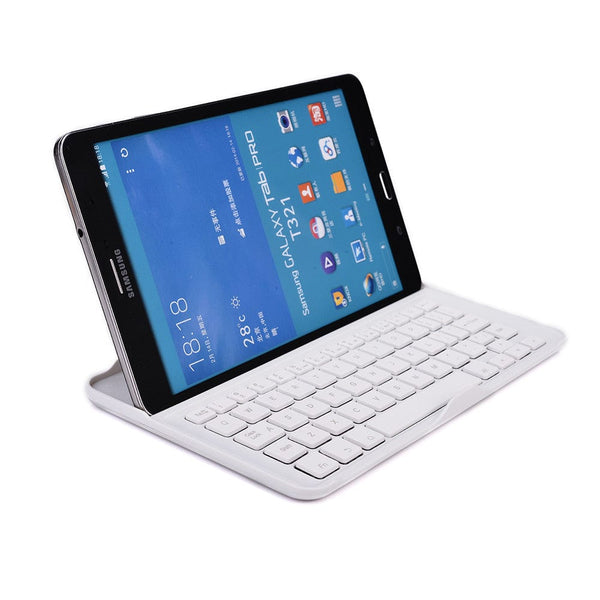 Cooper Buddy Bluetooth Keyboard Dock Shell for all Apple iPads & Samsung Galaxy Tabs - 11