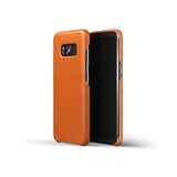 Mujjo Full Leather case for Samsung Galaxy S8 / Samsung Galaxy S8 Plus