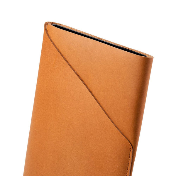 Mujjo Slim Fit Leather Sleeve for Apple iPad Air 1/2 & Mini 1/2/3/4 - 8