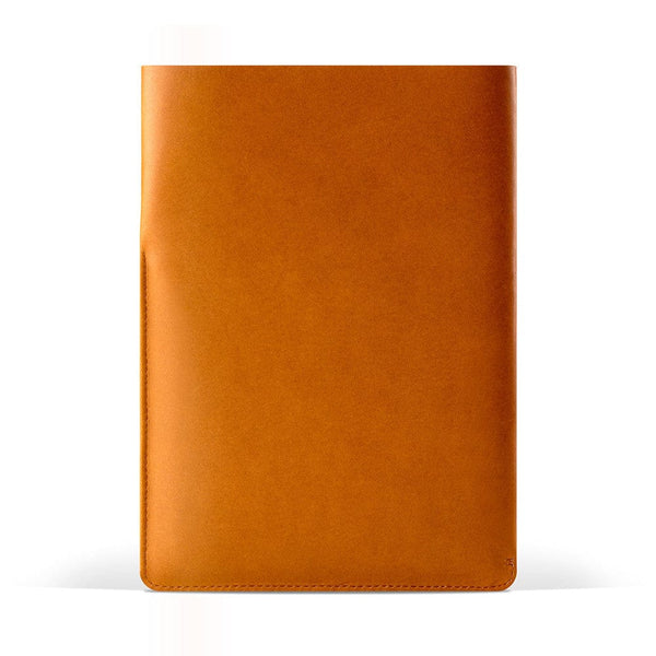 Mujjo Slim Fit Leather Sleeve for Apple iPad Air 1/2 & Mini 1/2/3/4 - 14