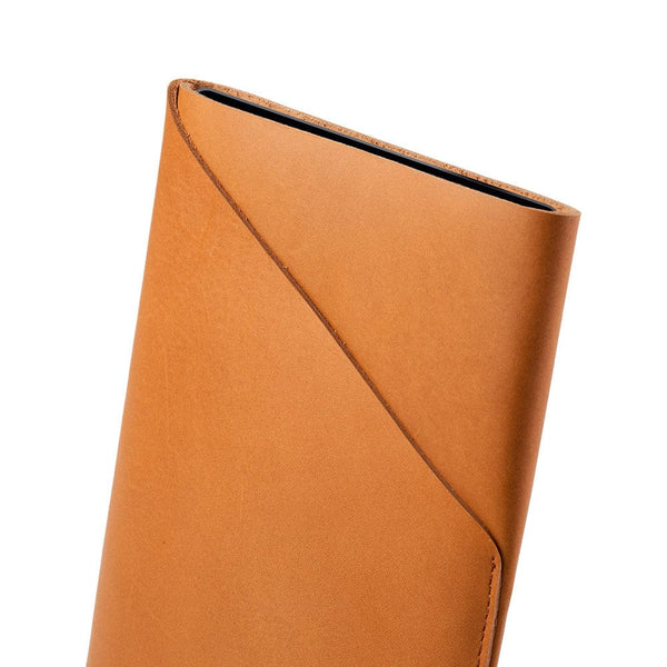Mujjo Slim Fit Leather Sleeve for Apple iPad Air 1/2 & Mini 1/2/3/4 - 16