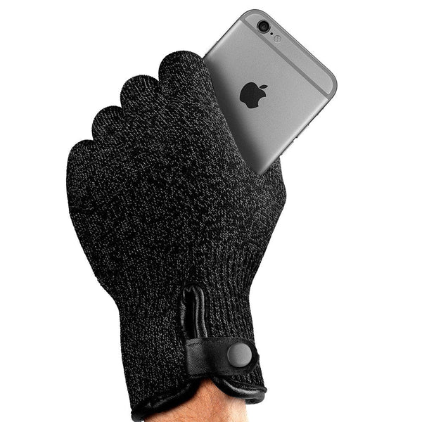 Mujjo Single Layered Touchscreen Gloves for Tablets and Smartphones - 4