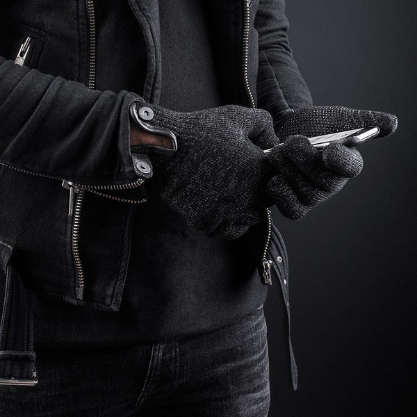 Mujjo Single Layered Touchscreen Gloves for Tablets and Smartphones - 6
