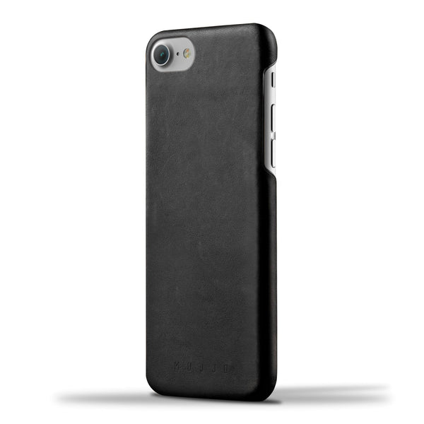 Mujjo Moulded Edge Leather case for Apple iPhone 8/7