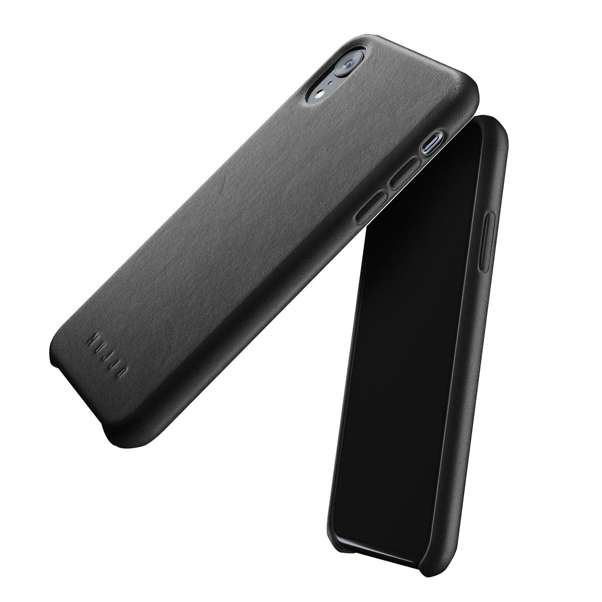 huge selection of caa34 201d3 Mujjo Full Leather case for Apple iPhone XR