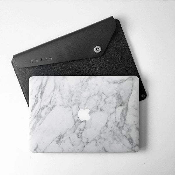 Mujjo Laptop Sleeve for MacBook Pro 16-inch, 15-inch