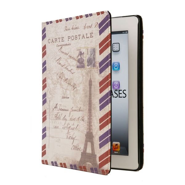 Cooper Vintage Posta Folio Case for Apple iPad - 4
