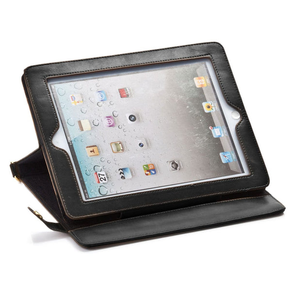Sherpa Carry Magnetic Folio Case with Shoulder Strap for all Apple iPads - 28
