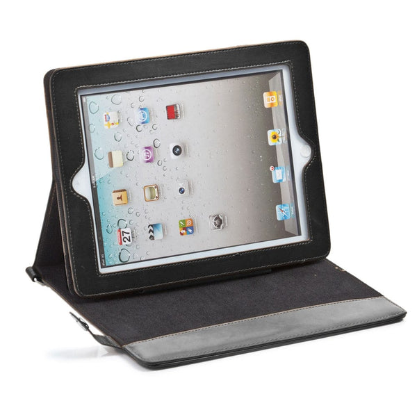 Sherpa Carry Magnetic Folio Case with Shoulder Strap for all Apple iPads - 27