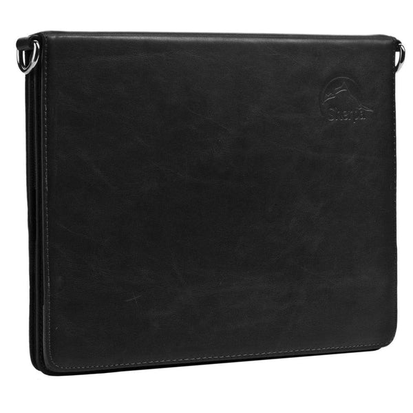 Sherpa Carry Magnetic Folio Case with Shoulder Strap for all Apple iPads - 24