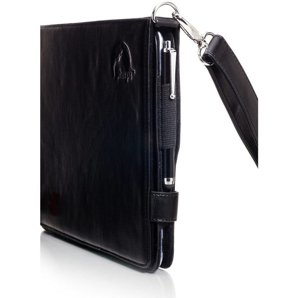Sherpa Carry Magnetic Folio Case with Shoulder Strap for all Apple iPads - 19