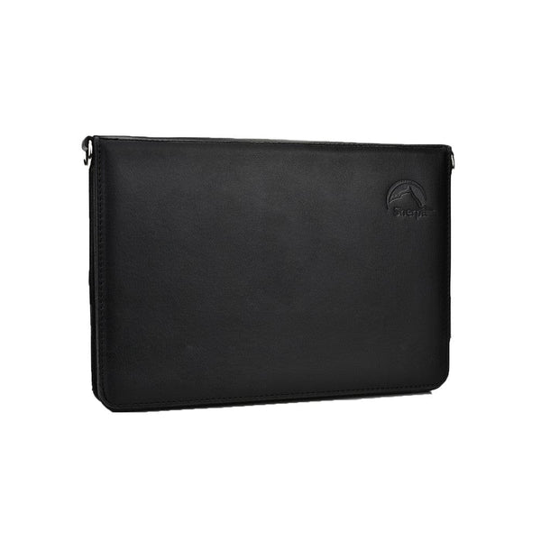 Sherpa Carry Magnetic Folio Case with Shoulder Strap for all Apple iPads - 23