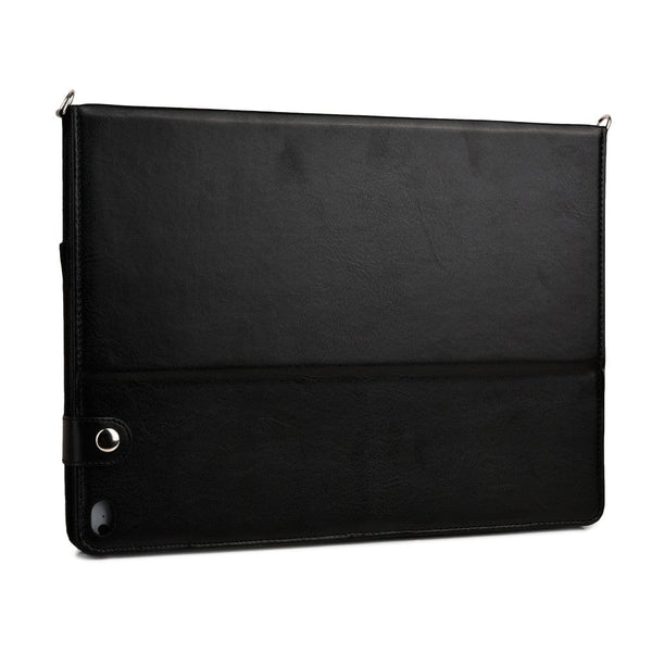 Sherpa Carry Magnetic Folio Case with Shoulder Strap for all Apple iPads - 9