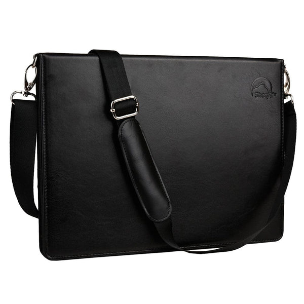Sherpa Carry Magnetic Folio Case with Shoulder Strap for all Apple iPads - 11