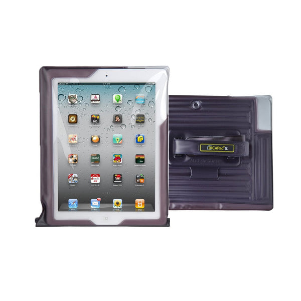 DiCAPac WP-i20 Floating Waterproof Case with Hand Strap for Apple iPad - 1