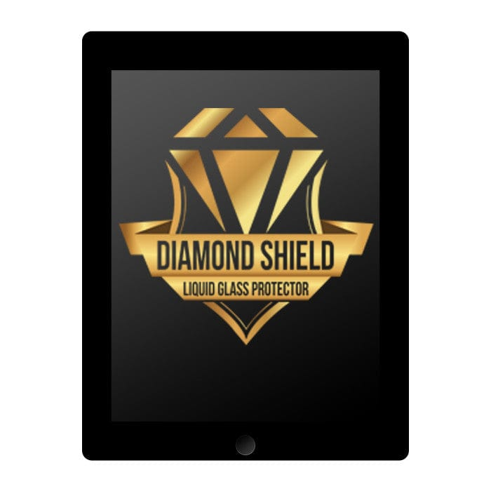 Diamond Shield Liquid Glass Screen Protector for Tablets and Smartphones