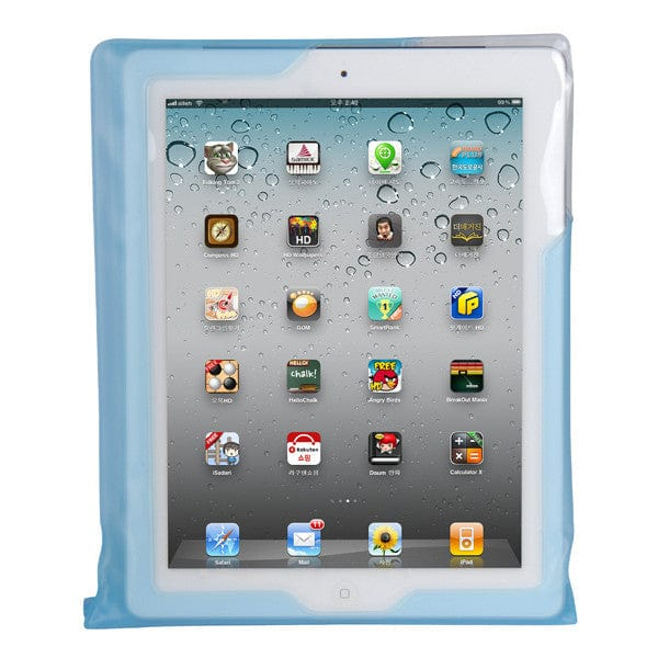DiCAPac WP-i20 Floating Waterproof Case with Hand Strap for Apple iPad - 7