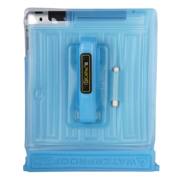 DiCAPac WP-i20 Floating Waterproof Case with Hand Strap for Apple iPad - 9