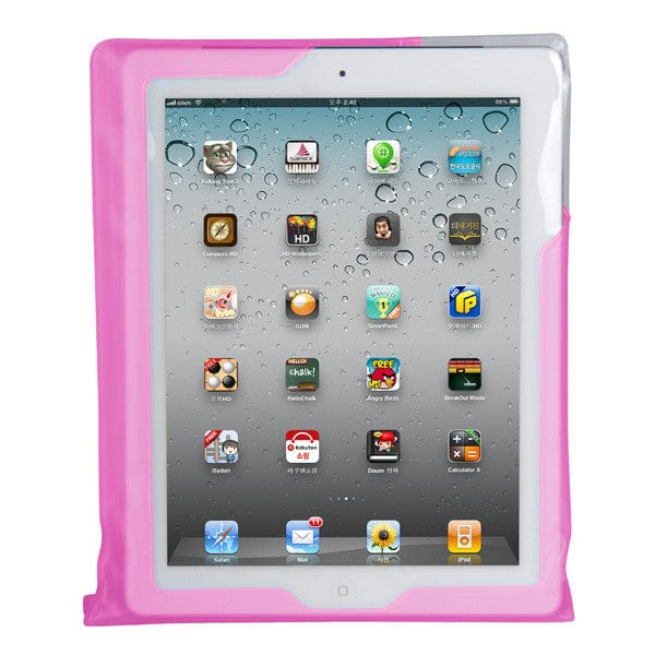 DiCAPac WP-i20 Floating Waterproof Case with Hand Strap for Apple iPad - 12
