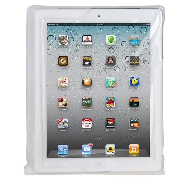 DiCAPac WP-i20 Floating Waterproof Case with Hand Strap for Apple iPad - 15
