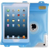 DiCAPac WP-i20 Floating Waterproof Case with Hand Strap for Apple iPad - 10