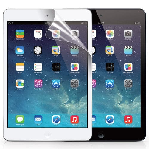 Cooper Crystal Clear Screen Protector for Apple iPads and Samsung Galaxy Tabs