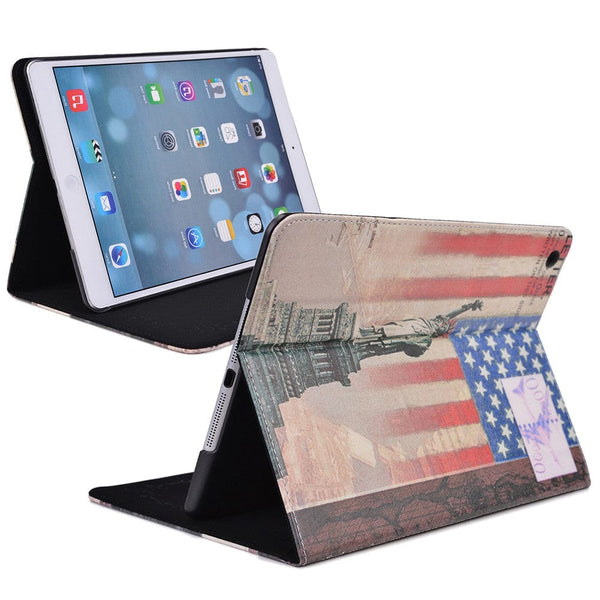 Cooper Vintage Posta Folio Case for Apple iPad - 16